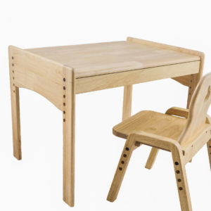 Primary Adjustable Wooden Table and Chair Set